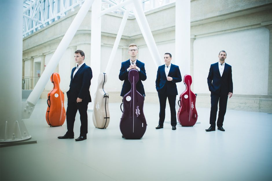 Polish Cello Quartet
